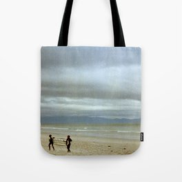 South African Surfers Tote Bag