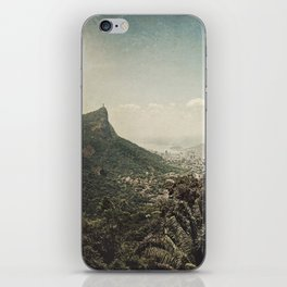 a piece of heaven iPhone Skin
