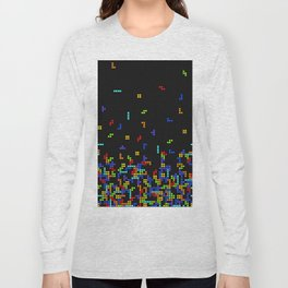 Tetris Time Long Sleeve T-shirt