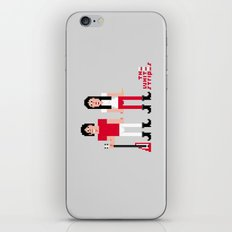 The White Stripes iPhone & iPod Skin