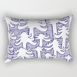 Fondo Araucarias Rectangular Pillow