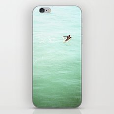 surf iPhone & iPod Skin