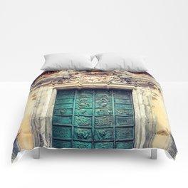 Trapani art 22 Sicily Comforters