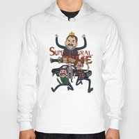 supernatural Hoodies featuring Supernatural Time!  by The Kao