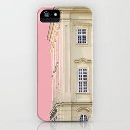 Klosterneuburg in Pink iPhone Case