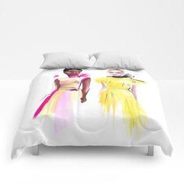 NeonPrada Comforters
