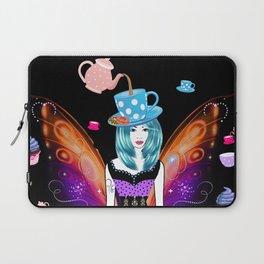 The TeaTime Fairy Laptop Sleeve