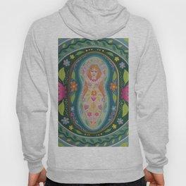 Spring Goddess Mandala Hoody