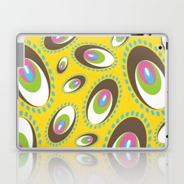 Ovoid Explosion Laptop & iPad Skin