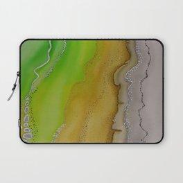 Spring by the Ocean Laptop Sleeve