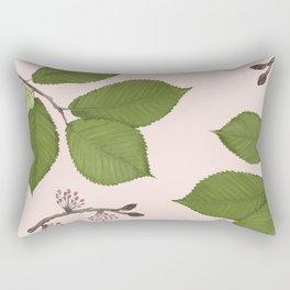 Wych Elm Rectangular Pillow