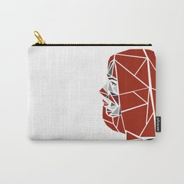 Natasha Romanoff Polygonal Design Carry-All Pouch