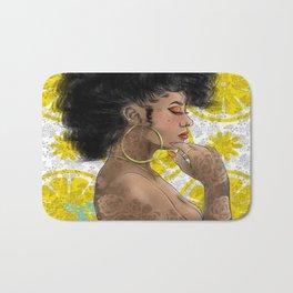 lemonade Bath Mat