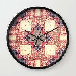 Elizabeth 1 Wall Clock