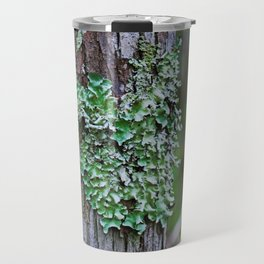 Likin' the Lichen Travel Mug