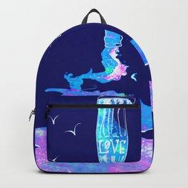 Bottled feelings Backpack