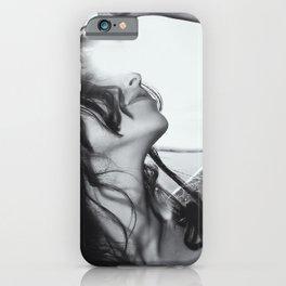 1001 Sandy Dune Nude Babe iPhone Case