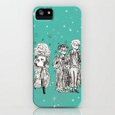 New Term at Hogwarts Slim Case iPhone SE