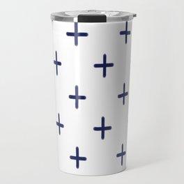 Sashiko 1 Travel Mug