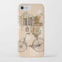whimsical iPhone & iPod Cases featuring Pleasant Balance by florever