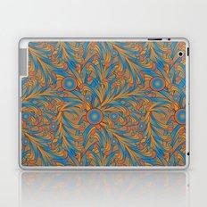psychedelic Art Nouveau  Laptop & iPad Skin