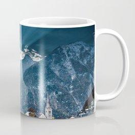 hallstatt in austria Coffee Mug