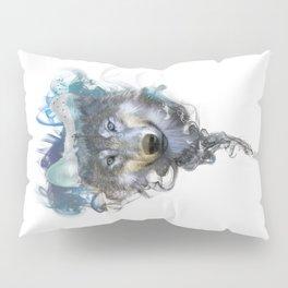Wolf - Spirit Animal Pillow Sham
