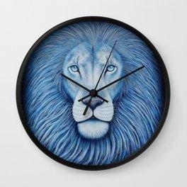 'Majesty' Star Lion Wall Clock