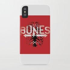 Bones iPhone X Slim Case
