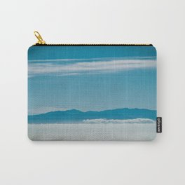 Somewhere Over the Clouds Carry-All Pouch