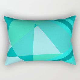 Missing Link Rectangular Pillow