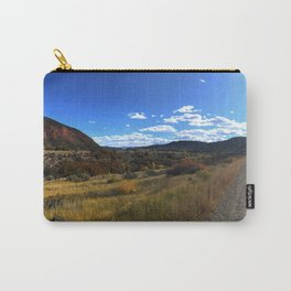 Off the Beaten Path - Glenwood Canyon, CO Carry-All Pouch