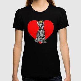 Kitty Heart T-shirt