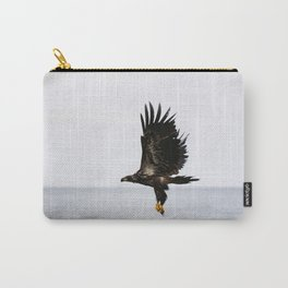 Eagle in Flight Carry-All Pouch