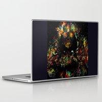 vader Laptop & iPad Skins featuring Vader by ururuty