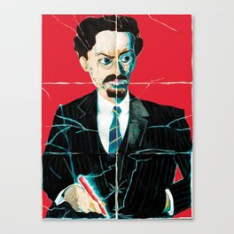 L.D. Trotsky Canvas Print
