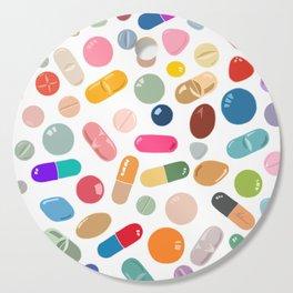 Sunny Pills Cutting Board
