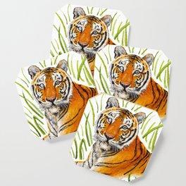 Zeus Tiger Bright Eyes Coaster