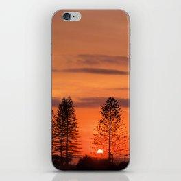 Kings Beach Sunrise iPhone Skin