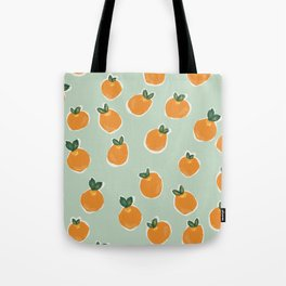 Tiny Clementines Tote Bag