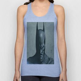 Caped Crusader  Unisex Tank Top