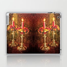 Christmas for two Laptop & iPad Skin