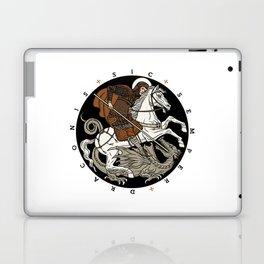 Sic Semper Draconis Laptop & iPad Skin