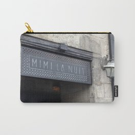 Door sign Old Montreal Carry-All Pouch