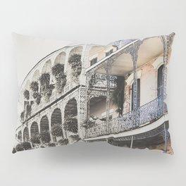 New Orleans Throwback Pillow Sham