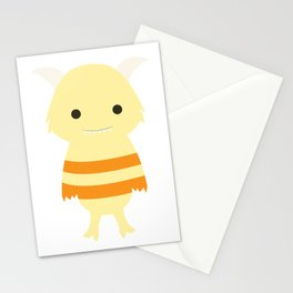 Little Monster 1 Stationery Cards
