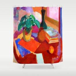 Karl Isakson Still Life Shower Curtain