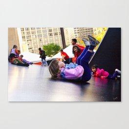 Street Scenes - Kids Picasso Slide Canvas Print