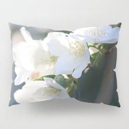 Healing Hawthorn Flowers Pillow Sham