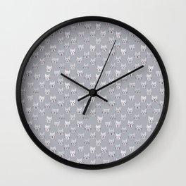 Crazy Kittens Wall Clock